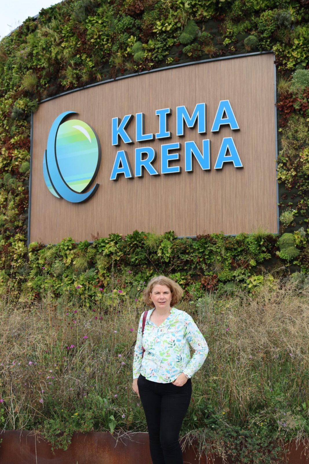 Klima Arena Sinsheim mit dem Solar-Verein Waghäusel e.V.
