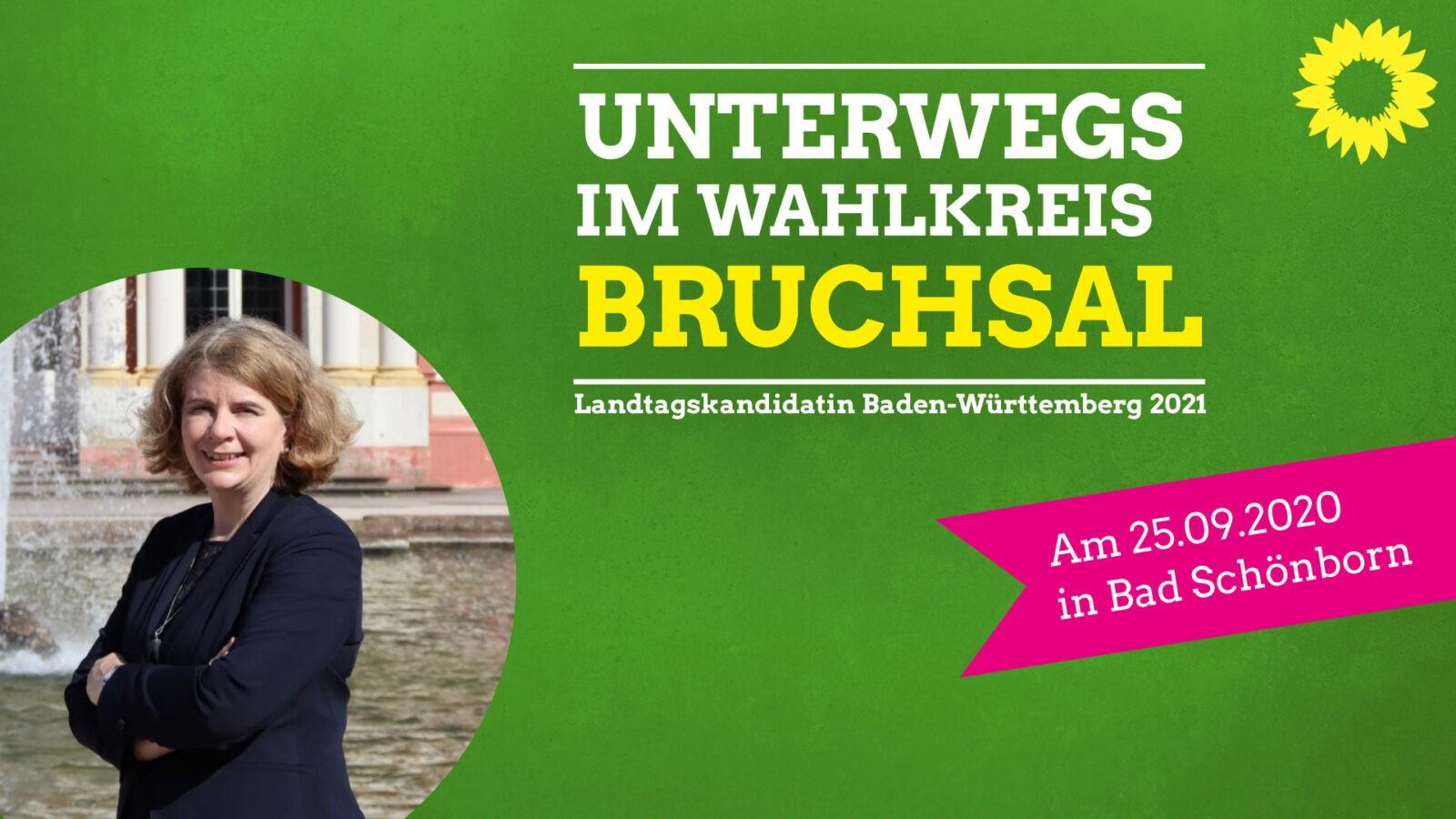 Bad Schönborn Weltladen – Unterwegs im Wahlkreis