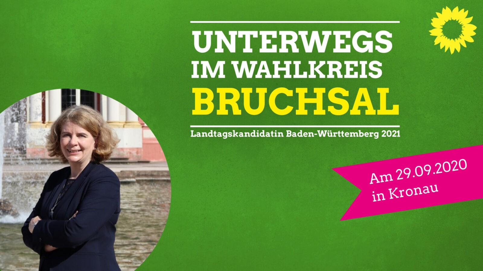 Kronau Gemeinderatssitzung – Unterwegs im Wahlkreis