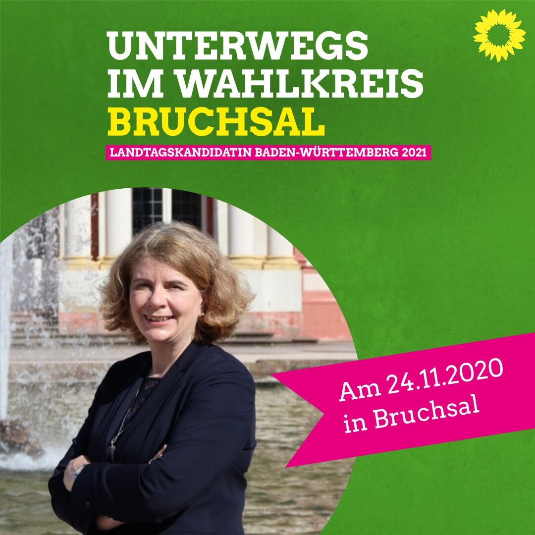Bruchsal Gemeinderatssitzung – Unterwegs im Wahlkreis