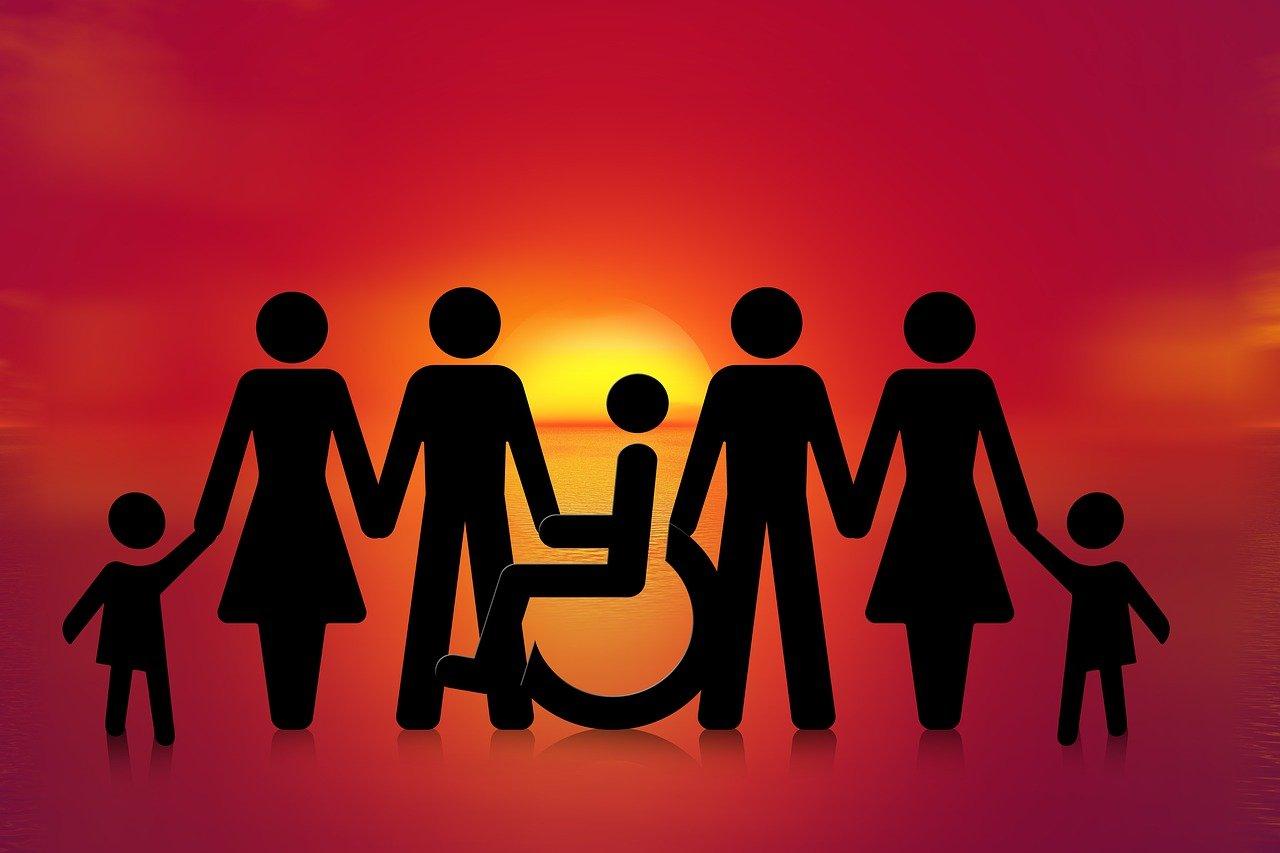 Inclusion Group Wheelchair  - geralt / Pixabay