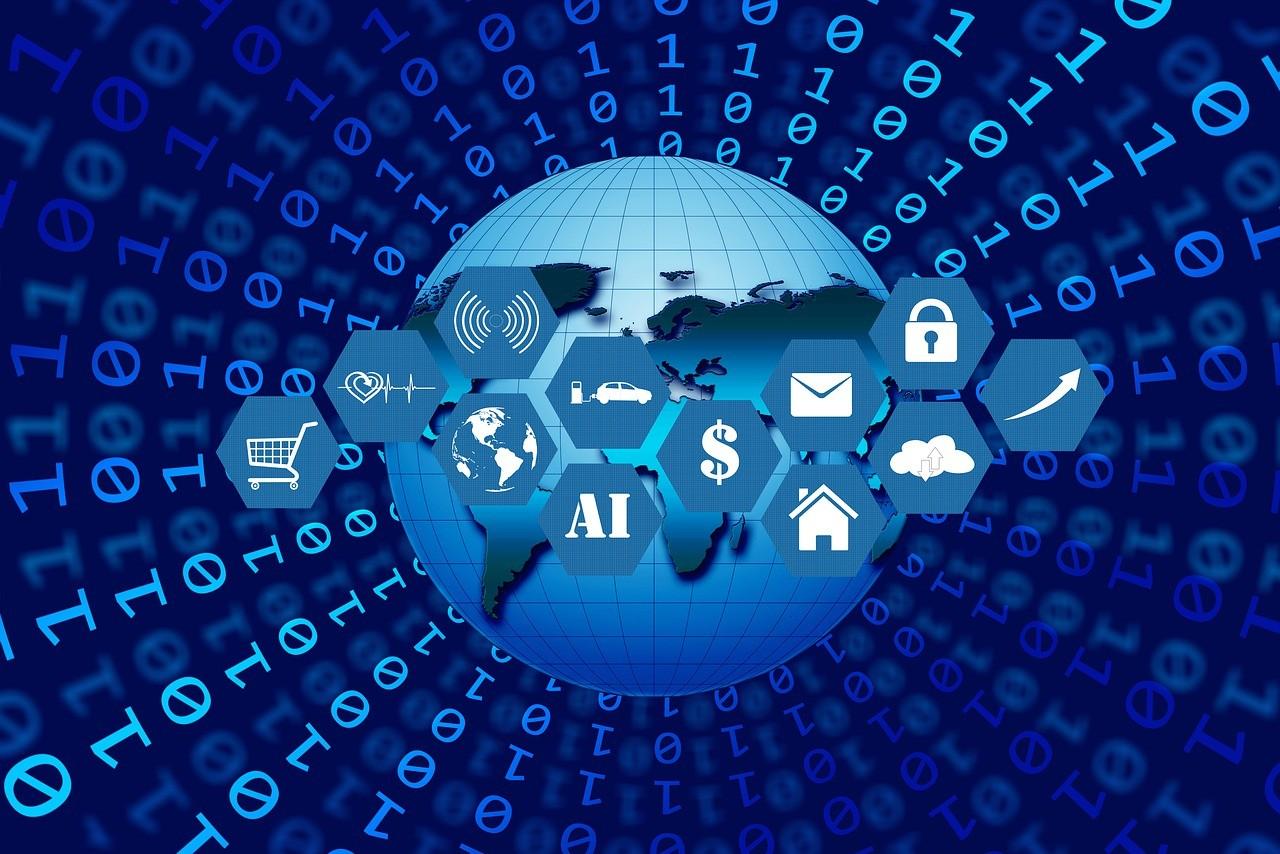 Web Network Information Technology  - geralt / Pixabay